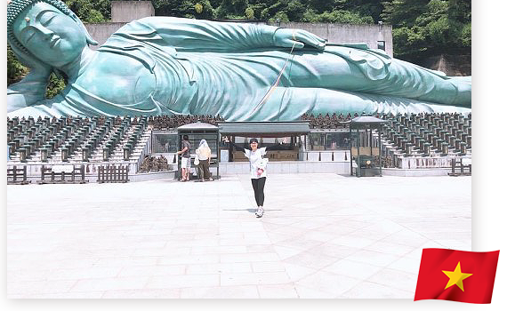 ベトナム出身ライターによる福岡旅行記